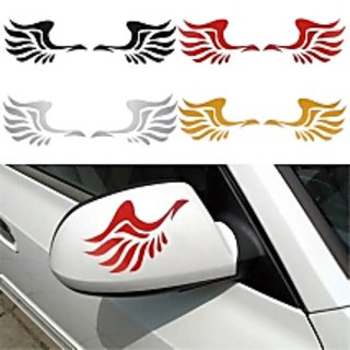 Car Side View Mirror Stickers