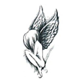 ANGEL TEMPRORY TATOO 1PC