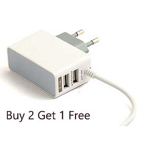 Mobile Charger-2A With Duel USB Port - SPC708760039