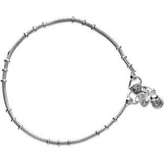 Classy German Silver Anklets