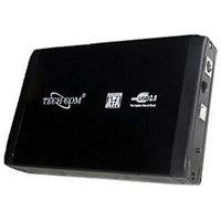 Tech Com 3.5'' USB 2.0 External Casing For SATA Hard Drives