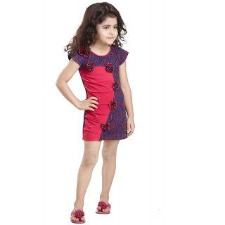 BE KIDS GIRLS A-LINE FROCK