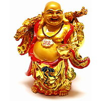 Shopping Collection -  Buy 1 Laughing Budda And Get 1 Wind Chime Free!!!!