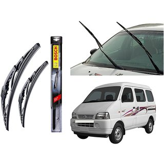 bosch clear advantage wiper blades for maruti suzuki versa bolero pair 400mm16 inch by 16 inch. Black Bedroom Furniture Sets. Home Design Ideas