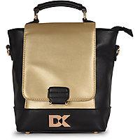 Diana Korr Gold Sling Bags  DK85SGLD