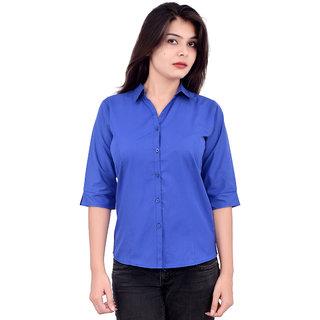 Holga Sky Blue Shirt