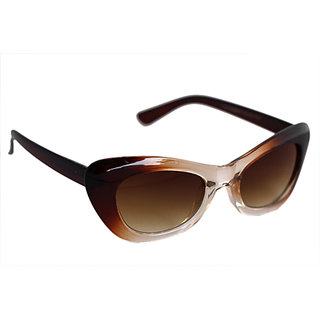 Sunglasses In Cat Eye Style In Lavish Shade