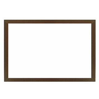 Kanico 1.5 x 2 feet Wooden Framed White Board - KAWB0021824