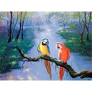 Appu Art Pair Birds