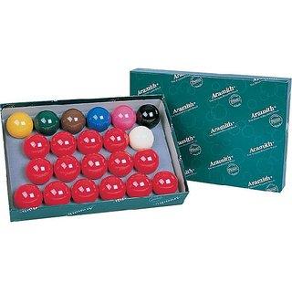 21 balls snooker ball set premium
