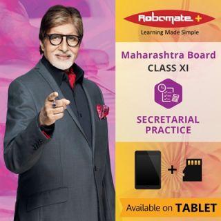 Robomate+ Maharashtra BoardComXiS.P. (Tablet)