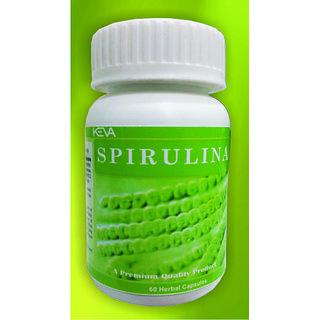 Keva Spirulina Capsules