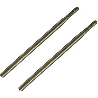Glass Drill Bit - 2 mm (Pair)