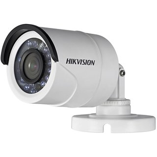HIKVISION DS-2CE16C0T-IRP (1MP) Turbo HD 720P Bullet CCTV Security Camera with Night Vision