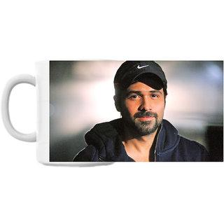 Emran With Cap Ungli Coffee Mug