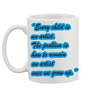 Once We Grow Up Coffee Mug