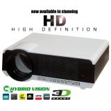 Hybridvision Led Projector With Philips 5.1 Home Theater System En