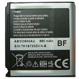 Samsung S3600 Battery 880 MAh AB533640CU