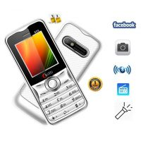 Chilli B06 Dual Sim GSM With Facebook Multimedia Camera Mobile Phone