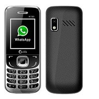 Chilli-K130 Dual Sim GSM With Whatsapp Multimedia Camera Mobile Phone