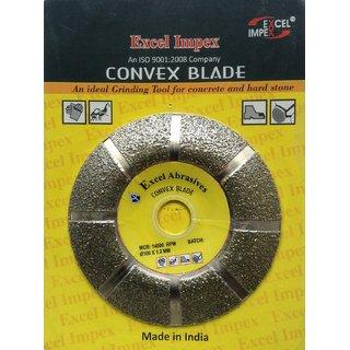 Concrete Dressing Convex blade