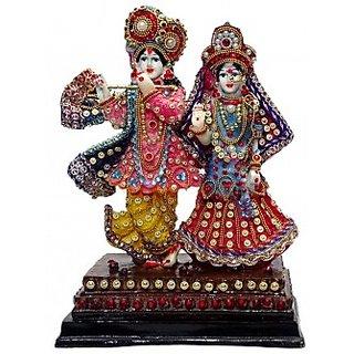 Paras Iskon Radha Krishna Small