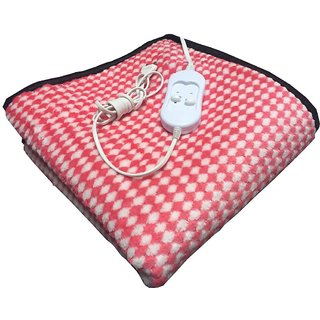 KRIEN CARE Electric Blanket (Comfort Feel Double bed) 150 X 150 CMS
