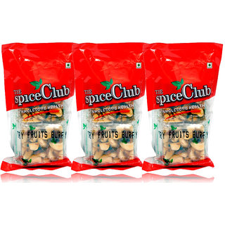 The Spice Club Dry Fruits Burffy 100gm Pack of 3