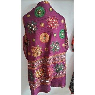 Ebunty Rj Embroidery Duppata