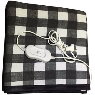 Krien care Electric Blanket (SINGLE BED) 30X60 INCHES