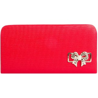 Womens Clutches(Red)