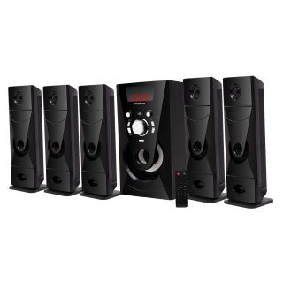 Krisons Bazooka 5.1 Bluetooth Multimedia Home Theatre with 5.25 woofer