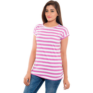 GGI STRIPED T-SHIRT
