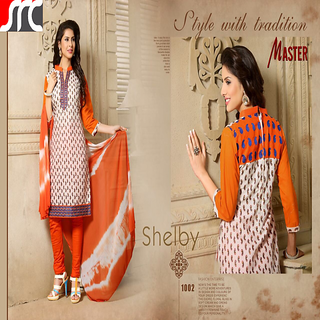 Vastar Fashion  Freedom presents Womens Cotton Dress Material