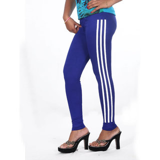 GGI V-Track Printed Blue legging