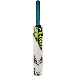 Nopeus Captain Green Yellow Popular Willow Cricket Bat