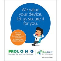 OneAssist Protection Plan for Laptops from Rs 30001 to Rs 40000