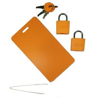 Korjo Baggage Id Set Orange