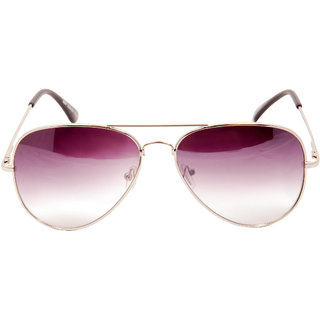 Trendy Unisex Sunglasses In Purple