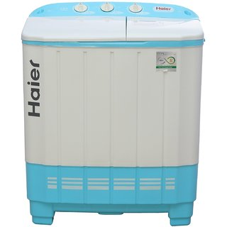 HAIER XPB62-187AQ 6.2KG Semi Automatic Top Load Washing Machine