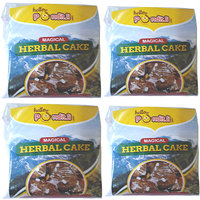 Hellopunditji Herbal Cowdung Cake(52 Herbs) Pack Of 10 Pieces