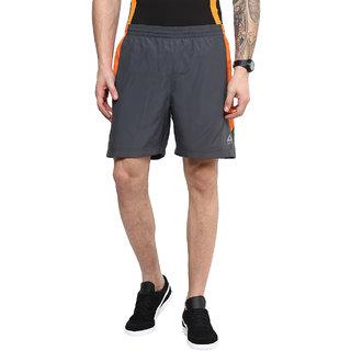 Aurro Sports Graphite/Orange Victory Shorts