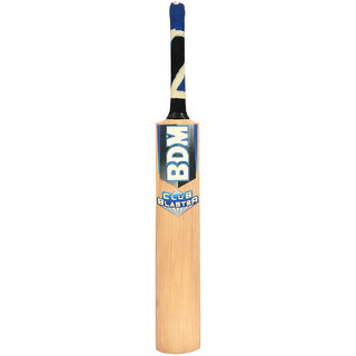 BDM Club-Master-02 Kashmir Willow Cricket Bat