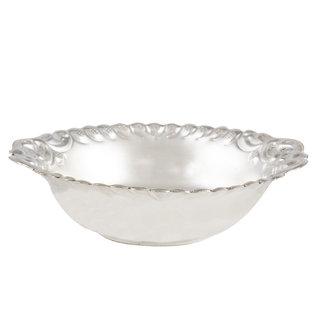 Shubham Motiwala Designer Shape Silver Bowl