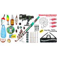 Fishing Rod,Spinning Reel,Accessories combo set