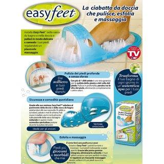 Easyfeet Easy Feet Foot Scrubber
