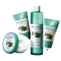 Pure Nature Tea Tree And Rosemary Facial Kit For Combination To Oily Skin
