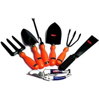 Ketsy 7 Pcs. Garden Tool Kit