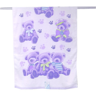 Valtellina Cartoon Bear print Baby Theme Special Bath Towel