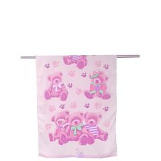 Valtellina Cartoon Bear print Baby Theme Special Bath Towel